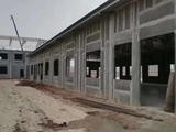 西安轻质隔墙板的施工优点是什么?