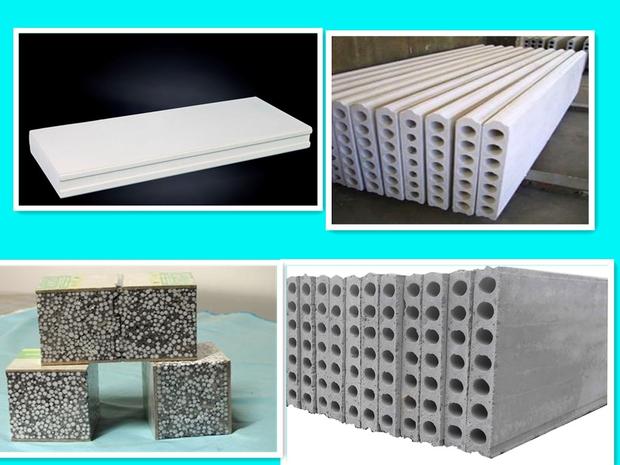 石膏轻质隔墙板种类和优点介绍