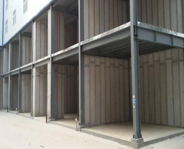 轻质隔墙板厂家不同的施工处理方式