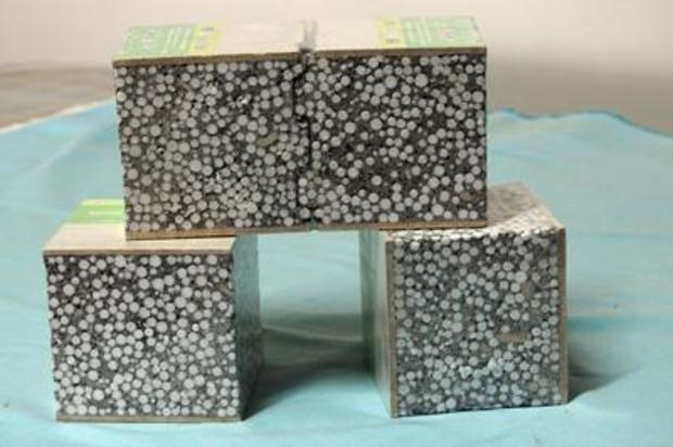 复合轻质隔墙板与陶粒轻质隔墙板对比