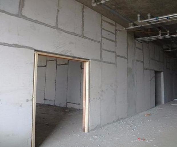 ALC轻质隔墙板的优势