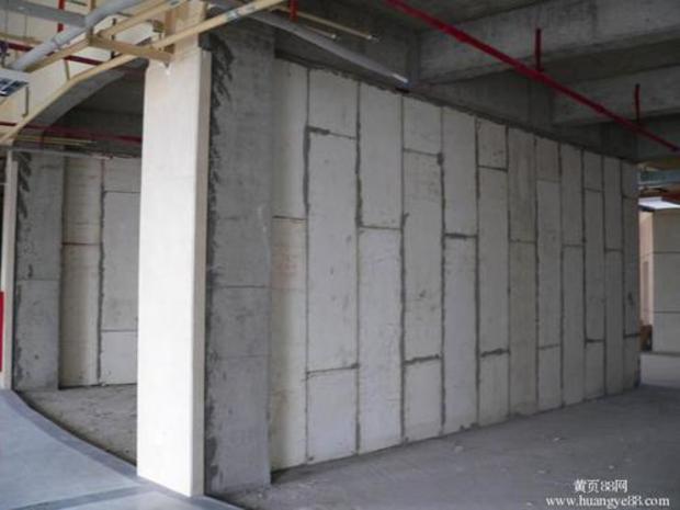 ALC轻质隔墙板的市场竞争力