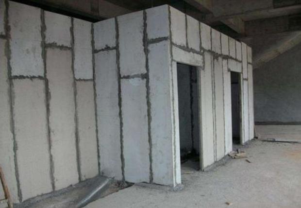 安全环保,让您放心的轻质隔墙板